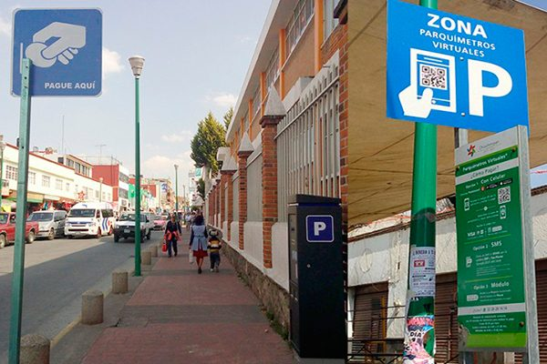 Se va Parkimovil y regresa Copemsa a operar parquímetros en Chiautempan