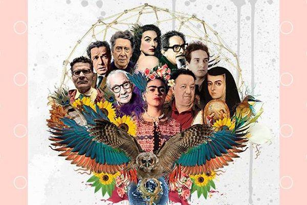 """Proyectan en la Casa del Artista """"Grandes figuras del arte mexicano"""""""