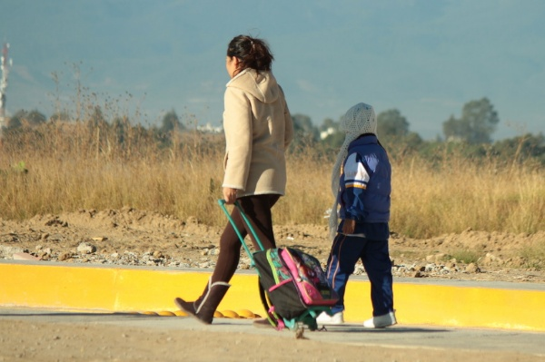 Recomienda Sepe a padres extremar prevención por frío