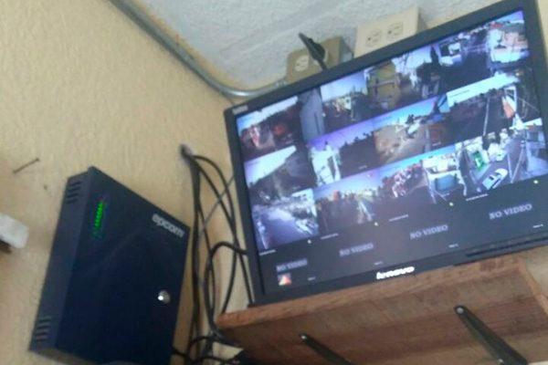 Instalan más de 50 cámaras de seguridad en Cuauhtelulpan, Tlaxcala