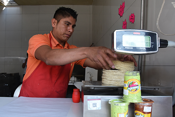 Inminente aumento al kilo de tortilla