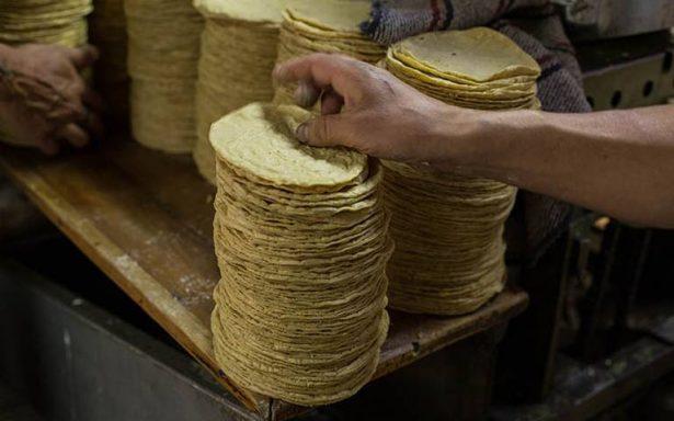 Comerciantes de tortillas acuerdan congelar precios