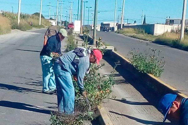 Amplían el servicio de recolección de basura en Huamantla