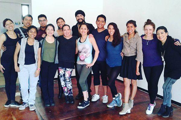 Comparte Yvonn Márquez técnica inédita de baile