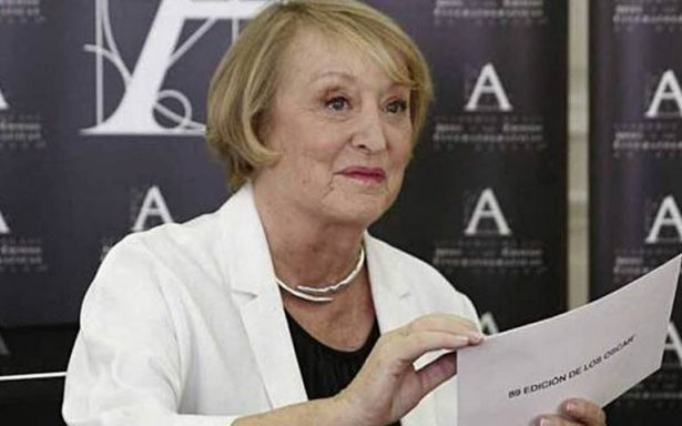Presidenta de Academia Española de Cine sufre infarto cerebral