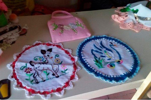 Prepara comuna de Zacatelco cursos de tejido