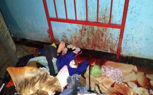 Asesina a cuchilladas a su hermano en domicilio de Ixtapaluca