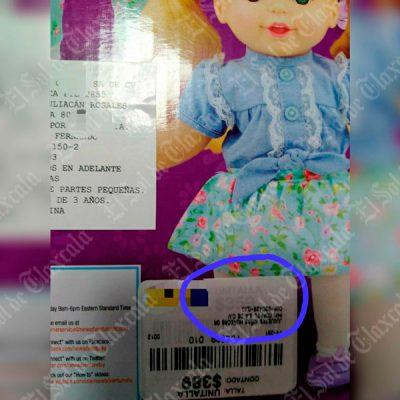 Suben precios en juguetes; tiendas reetiquetan productos