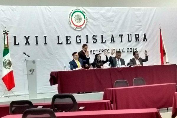 Avala Congreso permanencia de contralora interna del ITE por 45 días más