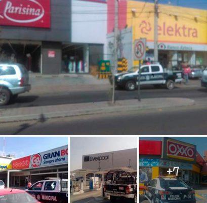 Por temor a saqueos, tiendas Oxxo de Tlaxcala atienden solo por ventanilla