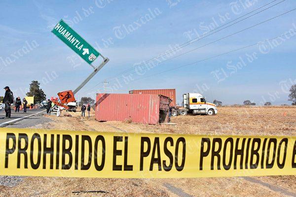 Fallece empleado ferroviario en Cuapiaxtla
