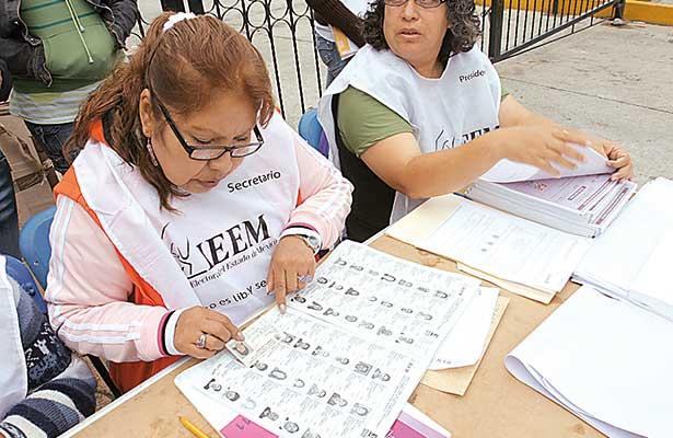 Solo 533 mexiquenses residentes en el extranjero podrán votar el 4 de junio: IEEM