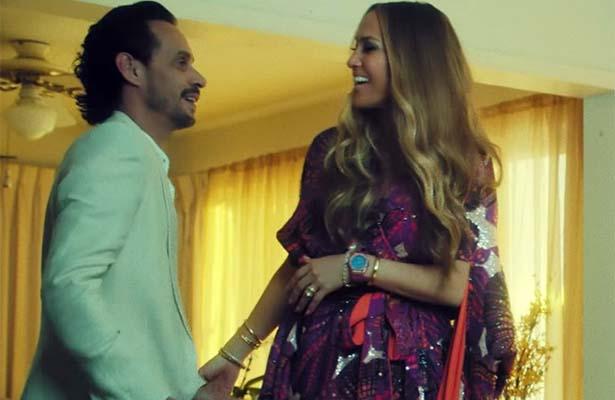 """Marc Anthony sorprende en el nuevo video de J.Lo """"Ni tú ni yo"""""""