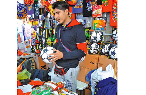 Comerciantes de Celaya esperan mejorar las ventas el Día de Reyes