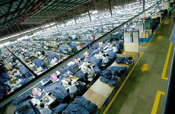 Maquiladora y manufactureras de exportación tienen alza de 2.77 por ciento