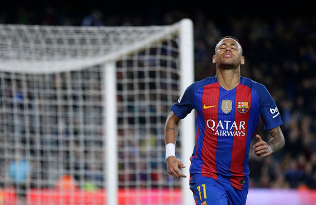 Tribunal confirma suspensión a Neymar para el Clásico