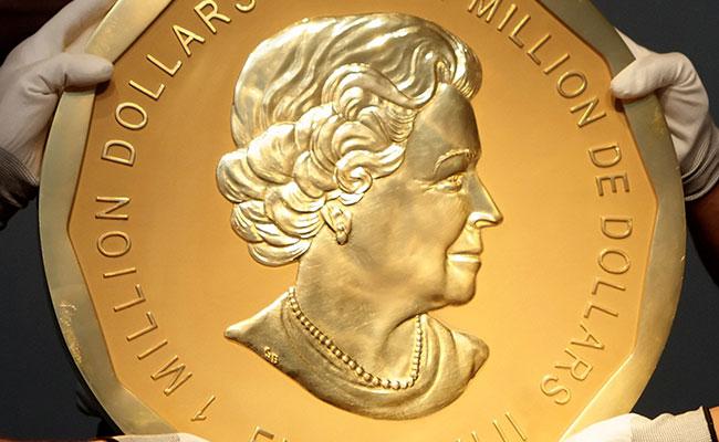 Roban moneda de oro en museo de Berlín; está valuada en 1 mdd