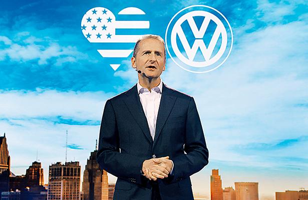 Detienen a ejecutivo de VW vinculado al caso de gases contaminantes