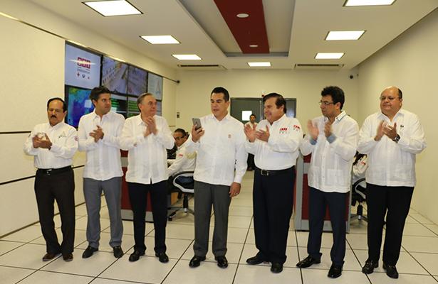 Activan en Campeche número de emergencia 911