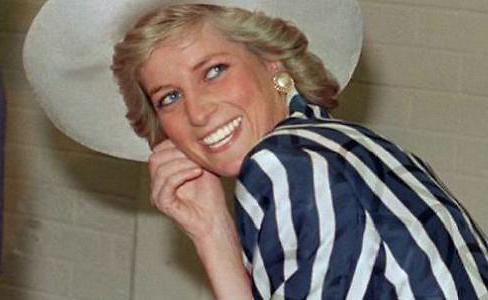 Subastan cartas de la princesa Diana escritas a mayordomo