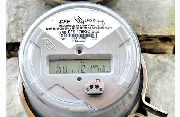 Tarifas eléctricas domésticas se mantendrán sin cambios en abril, informa Comisión Federal de Electricidad
