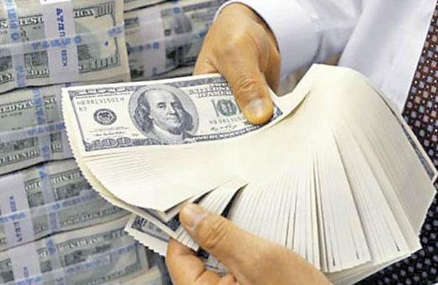 Reservas internacionales reportaron alza de 53 mdd hasta el 21 de abril