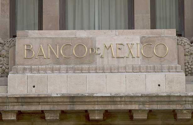 Financiamiento de la banca comercial aumentó 6.3 por ciento, afirma el Banco de México