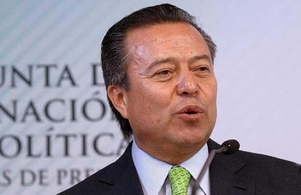 Expresa Camacho Quiroz respaldo a Grupo de Amistad México-Haití