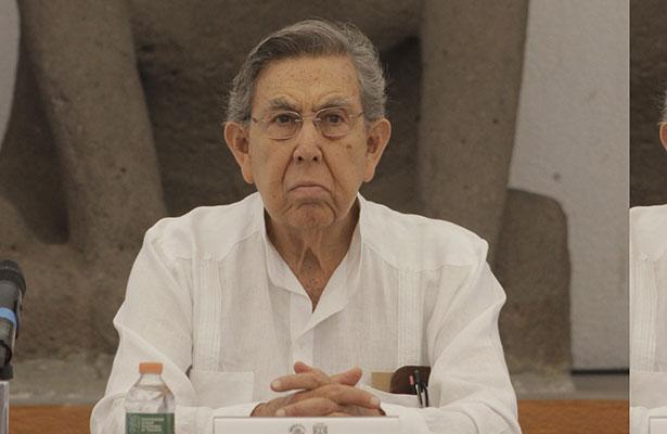 Cuahtémoc Cárdenas considera contradictoria alianza del PRD con el PAN al 2018