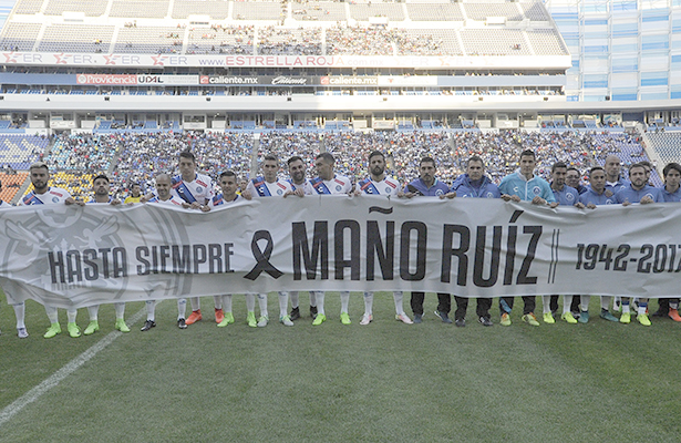 Agónico triunfo de Monarcas en Puebla 0-1