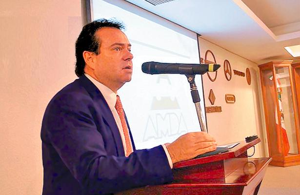 Mercado mexicano, uno de los mejores para la venta de autos, destaca la AMDA