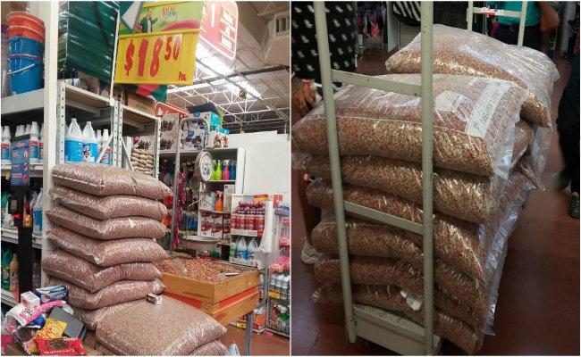 Por error de etiquetado, compra 450 kilos de croquetas para perro ¡a 333 pesos!