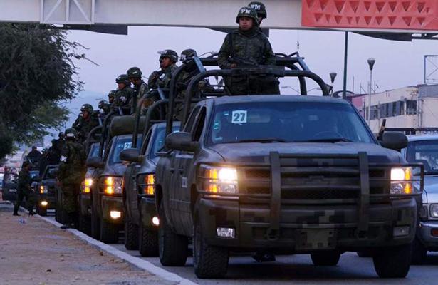 Pide BCS más efectivos del Ejército al Gobierno federal