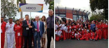 ¡México gana 35 medallas en Juegos Latinoamericanos Especiales en Panamá!