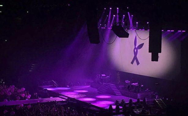 """Así fue el """"peligroso"""" show de Ariana Grande en la CDMX"""