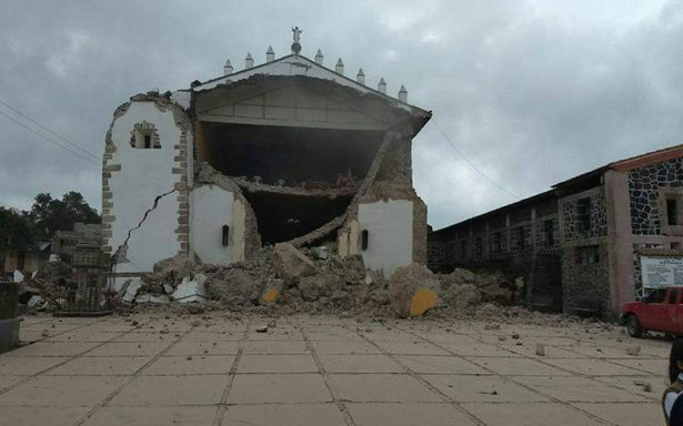 Efectos del sismo que sacudió al centro del país, aún se cuantifican