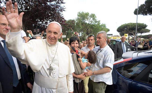 Papa Francisco, la estrella de un documental del director Wim Wenders