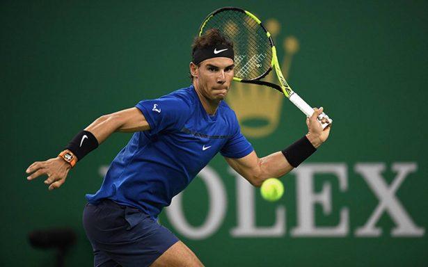 Federer y Nadal avanzan en el Masters 1000 de Shanghai