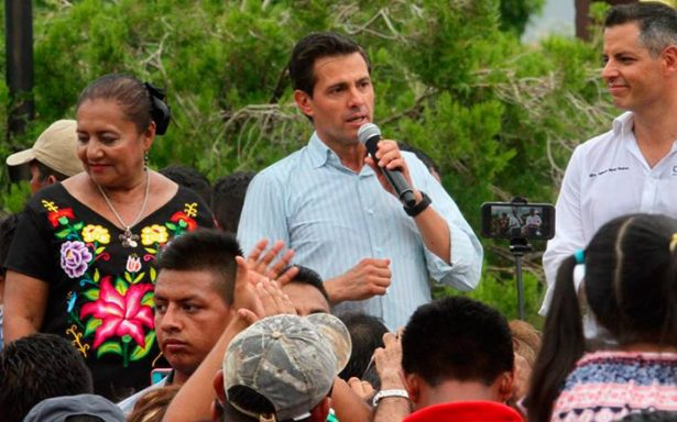 Peña Nieto alista visita a Joquicingo, zona más afectada en Edomex por sismo