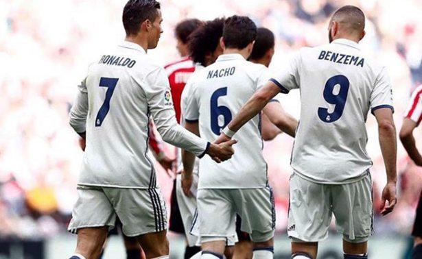 Real Madrid saco los tres puntos de el Nuevo San Mamés