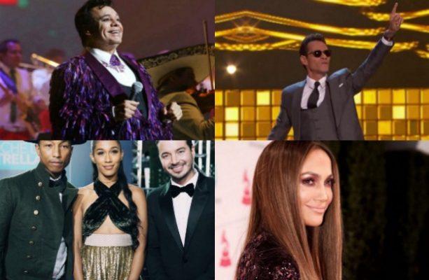 Juan Gabriel se lleva la noche en los Grammy Latino