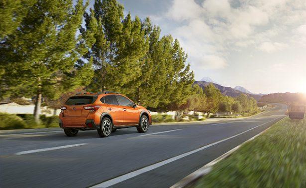 Un crossover acorde a tu personalidad con el nuevo Subaru XV