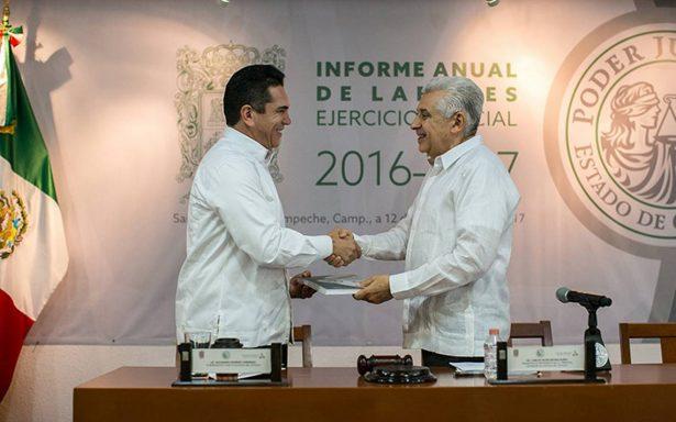 Campeche garantizan derechos humanos: TSJE