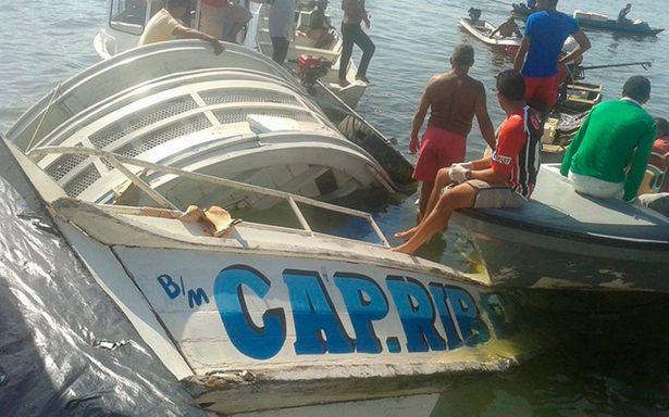 Al menos 10 muertos y 40 desparecidos tras naufragio en el Amazonas