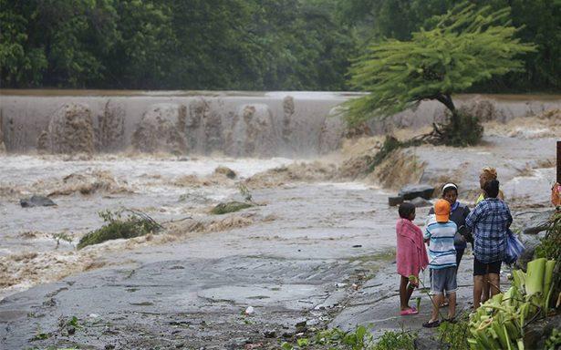 Lluvias de Nate dejan al menos 23 muertos y 27 desaparecidos en Centroamérica