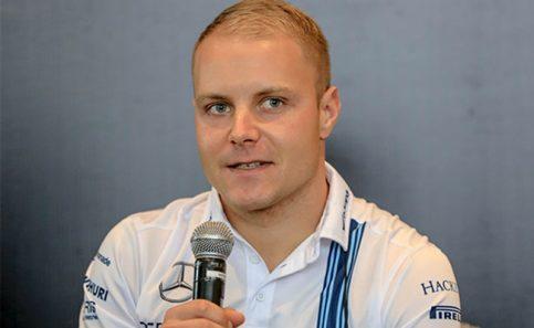 Valterri Bottas, nuevo piloto de Mercedes