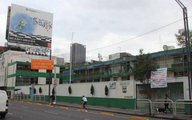 Este domingo termina revisión de escuelas en CDMX por sismo; nueve serán demolidas
