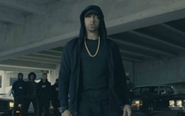 "[Video] Eminem arremete contra el ""racista"" Trump"