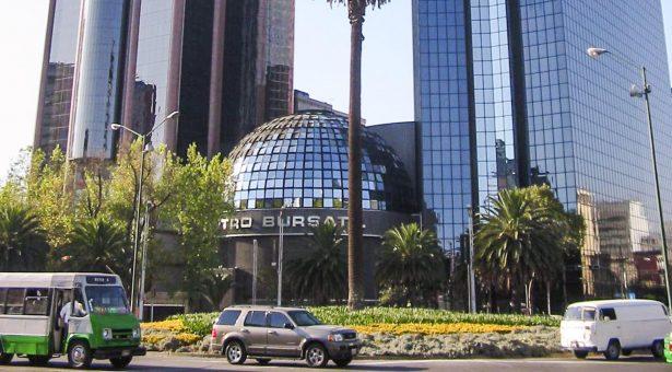 Bolsa Mexicana de Valores inicia su primera sesión con una ganancia de 0.64 %