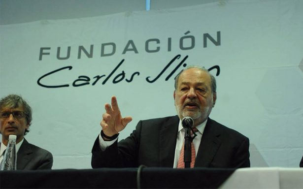 Fundación Carlos Slim logra reunir 2 mil 374 mdp en donativos
